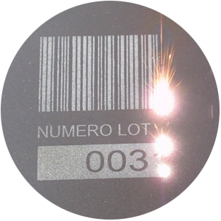 CERINNOV Laser Marking Technology for Sanitaryware