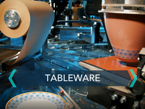CERINNOV Group Solutions for the Tableware Industry